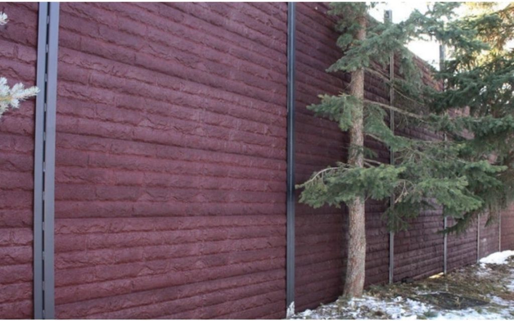 recycled rubber HD Eco-Walls