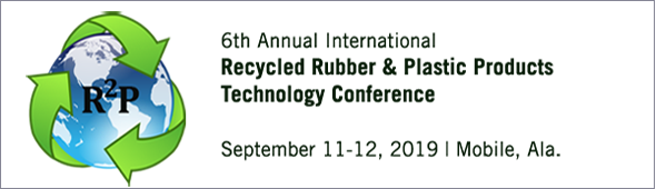Recycled Rubber and Plastic Products Technology Conference