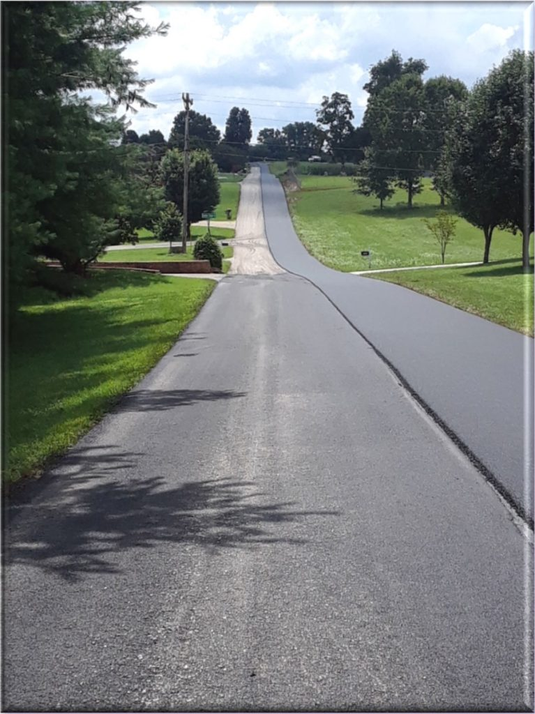 Kentucky Rubber-Modified Asphalt